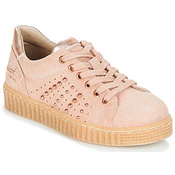 Sapatos Rapariga Sapatilhas Bullboxer AIB006 Rosa