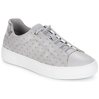 Sapatos Rapaz Sapatilhas Bullboxer AID006 Cinza