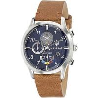 Relógios & jóias Homem Relógios Analógicos Maserati R8871625005 azul