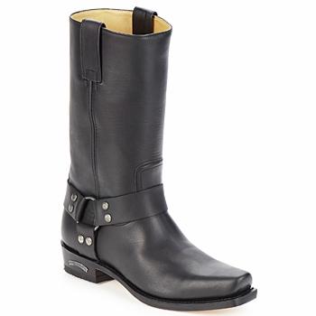 Sapatos Homem Botas Sendra boots EDDY Preto