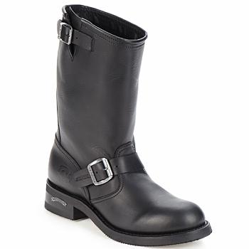 Sapatos Homem Botas baixas Sendra boots OWEN Preto