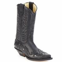Sapatos Botas Sendra boots CLIFF Preto