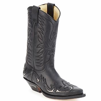Botas Sendra boots CLIFF Preto 350x350