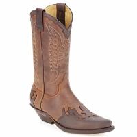 Sapatos Botas Sendra boots DAVIS Castanho