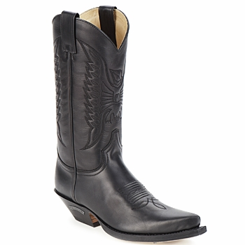 Sapatos Botas Sendra boots FLOYD Preto