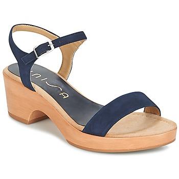 Sapatos Mulher Sandálias Unisa IRITA Marinho