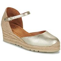 Sapatos Mulher Sandálias Unisa CISCA Ouro