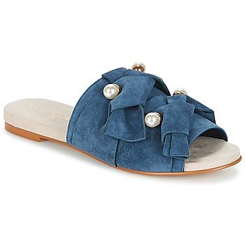 Sapatos Mulher Chinelos KG by Kurt Geiger NAOMI-BLUE Azul