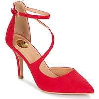 Sapatos Mulher Escarpim Buffalo YOYOSBAND Vermelho