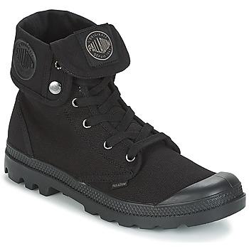 Sapatos Homem Botas baixas Palladium BAGGY Preto