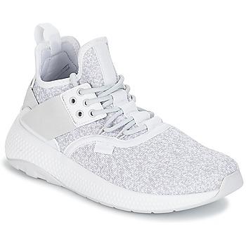 Sapatos Mulher Sapatilhas Palladium AX_EON LACE K Branco / Cinza