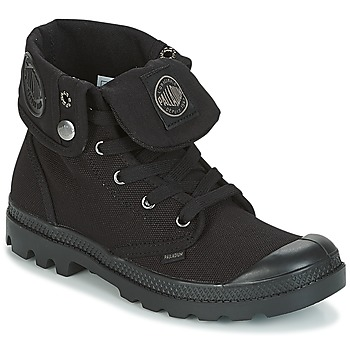 Sapatos Mulher Botas baixas Palladium BAGGY Preto
