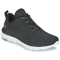 Sapatos Mulher Fitness / Training  Skechers FLEX APPEAL 2.0 Preto