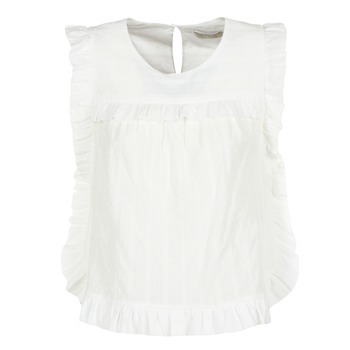 Textil Mulher Tops / Blusas See U Soon 8111036 Branco