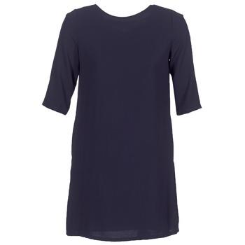 Textil Mulher Vestidos curtos See U Soon 8121053 Marinho