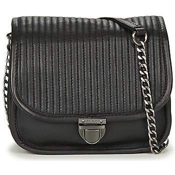 Malas Mulher Bolsa tiracolo Ikks CAMERABOY QUILTED Preto