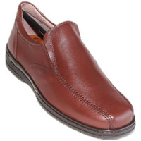 Sapatos Homem Mocassins Primocx Sapato especial masculino para diabéticos muito confortável  em marrón