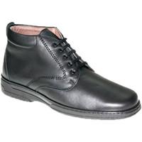 Sapatos Homem Botas baixas Primocx Cabos especiais para cabelos para diabéticos muito confortáveis negro