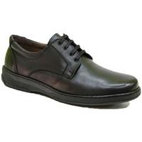 Sapatos Homem Sapatos Primocx Cabos de calçados especiais para diabéticos extra confortáveis negro