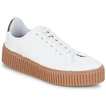 Sapatos Mulher Sapatilhas Le Temps des Cerises TALYS Branco