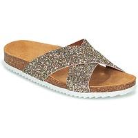 Sapatos Mulher Chinelos Le Temps des Cerises FALONE Glitter