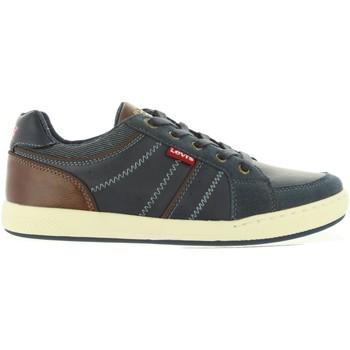 Sapatos Criança Sapatilhas Levi's VCLU0004S CLUB Azul