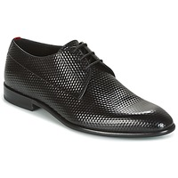 Sapatos Homem Sapatos HUGO-Hugo Boss DRESS APPEAL DERBIE Preto