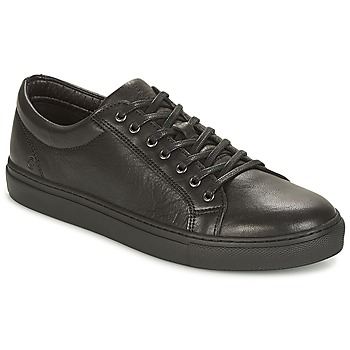 Sapatos Homem Sapatilhas Casual Attitude IZOBA Preto