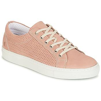 Sapatos Mulher Sapatilhas Casual Attitude IPINIA Rosa