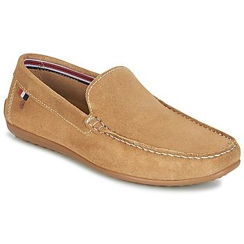 Sapatos Homem Mocassins Casual Attitude IMOPOL Camel