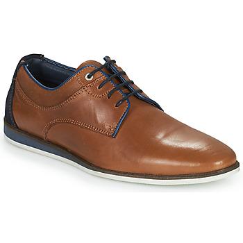 Sapatos Homem Sapatos Casual Attitude ILESO Castanho