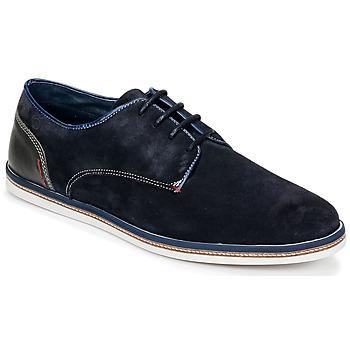 Sapatos Homem Sapatos Casual Attitude INOUDER Azul / Marinho
