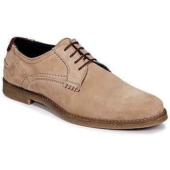 Sapatos Homem Sapatos Casual Attitude IGANDA Bege