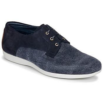 Sapatos Homem Sapatos Casual Attitude IVUR Azul / Marinho