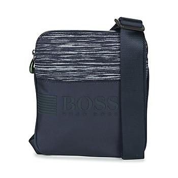 Malas Homem Pouch / Clutch Hugo Boss Green PIXEL K S ZIP Marinho