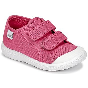 Sapatos Rapariga Sapatilhas Citrouille et Compagnie GLASSIA Rosa