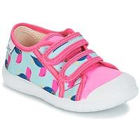Sapatos Rapariga Sapatilhas Citrouille et Compagnie GLASSIA Multicolor