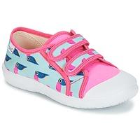 Sapatos Rapariga Sapatilhas Citrouille et Compagnie RIVIALELLE Multicolor