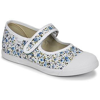 Sapatos Rapariga Sabrinas Citrouille et Compagnie APSUT Azul / Branco