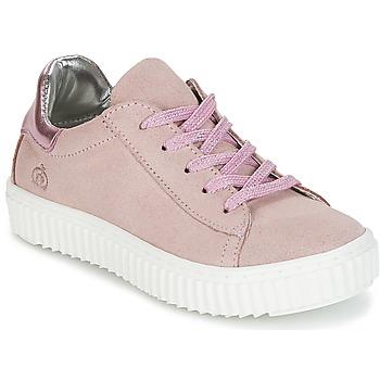Sapatos Rapariga Sapatilhas Citrouille et Compagnie IPOGUIBA Rosa