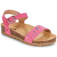 Sapatos Rapariga Sandálias Citrouille et Compagnie IHITO Rosa