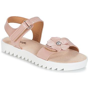 Sapatos Rapariga Sandálias Citrouille et Compagnie ILODO Rosa