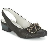 Sapatos Mulher Sandálias Dorking TUCAN Preto