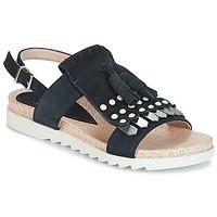 Sapatos Mulher Sandálias Elue par nous CHACAL Marinho