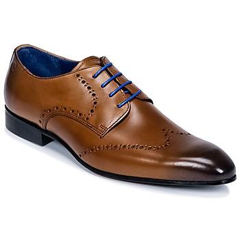 Sapatos Homem Sapatos Carlington FRUTO Castanho