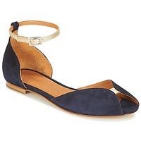 Sapatos Mulher Sandálias Emma Go JULIETTE Marinho / Ouro