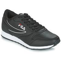 Sapatos Homem Sapatilhas Fila ORBIT LOW Preto