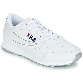 Sapatos Homem Sapatilhas Fila ORBIT LOW Branco