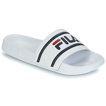Sapatos Homem chinelos Fila MORRO BAY SLIPPER Branco