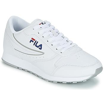Sapatos Mulher Sapatilhas Fila ORBIT LOW WMN Branco
